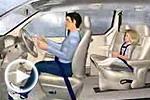 孩子是我们的希望 儿童乘车应坐哪个座椅