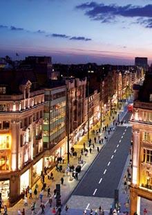 购物,伦敦
