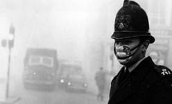 烟雾事件,伦敦