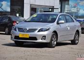 购买丰田卡罗拉最高让利达2.5万元