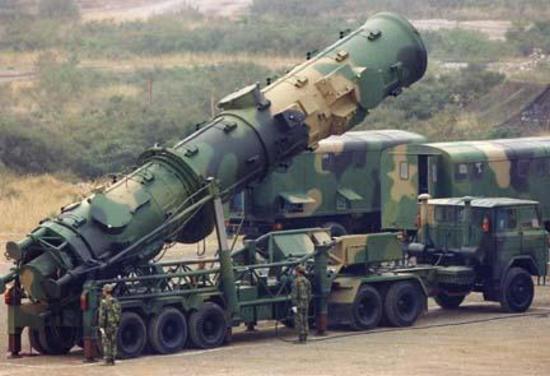 美国称中国政府担心战败受辱 最后会用核武器(组图)
