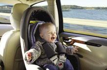 第四条 正确安装使用儿童安全座椅