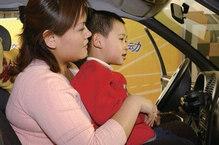 不用安全座椅 儿童交通事故率超欧美三倍
