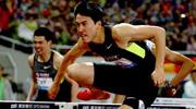 刘翔2012上海钻石赛12秒97夺冠