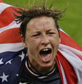 美国女足三连冠