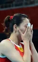 伦敦奥运会,刘翔退赛,女排出局