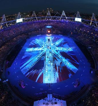 奥运闭幕式