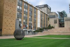 新南威尔士大学 澳洲八大名校;澳洲八大;澳洲大学