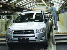 多家日系车企在华暂停生产