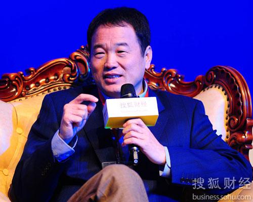 中坤投资集团董事长黄怒波