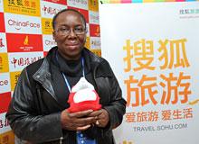 津巴布韦旅游部常务秘书长桑加韦