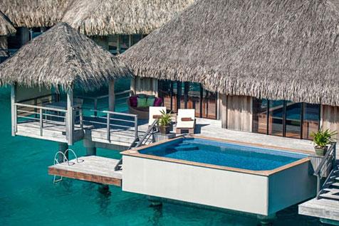 终极享受 顶礼膜拜全球顶级酒店泳池