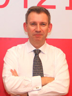 葛思斌,英国大使馆文化教育处东亚区考试业务总监