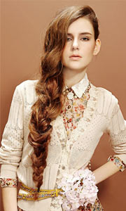 蕾丝前襟V领镂空薄开衫