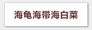 海龟海带海白菜,年度论坛:搜狐《高朋满座》