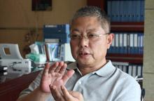 东创建国汽车集团副总裁罗新建