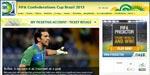 2013年巴西联合会杯官网