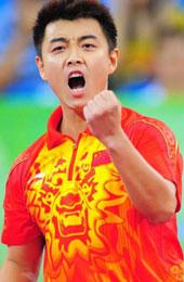 北京奥运会男团冠军