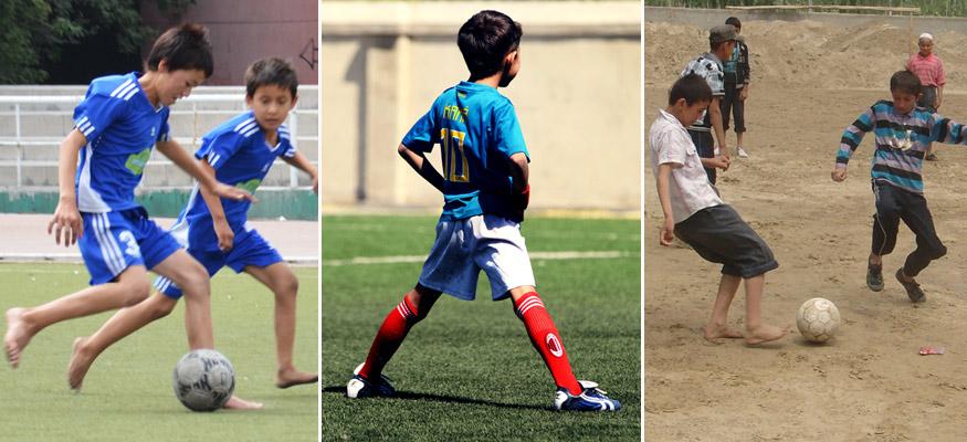 新疆乡村足球
