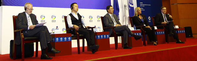 互动研讨:中国车企国门外的机会和挑战