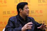 延长壳牌(四川)石油有限公司总经理尹泽宇