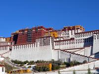 走进拉萨:寻找最美的布达拉宫