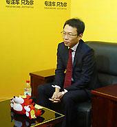 长安马自达市场总监祝振宇