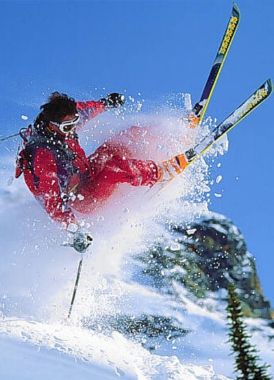 滑雪,受伤,摔倒
