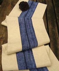 棉麻制品的睡衣