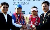 世界女子高尔夫锦标赛,冯珊珊,叶莉英