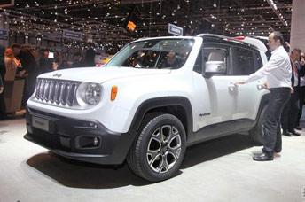 Jeep全新小型SUV定名自由侠