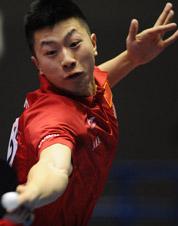 世乒赛:中国男团3-0波兰 迎两连胜