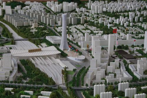 青岛市重庆路改造