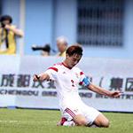 刘海东主罚 国青1-0新西兰