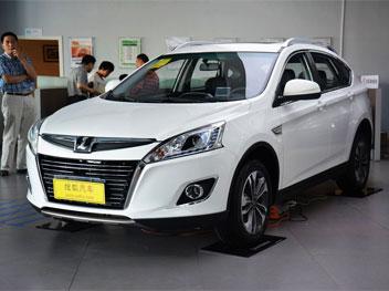 2014款纳智捷优6 SUV
