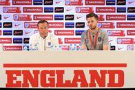 鲁尼出席英格兰队新闻发布会