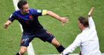 范佩西两球荷兰5-1西班牙
