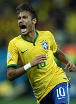 巴西3-1克罗地亚