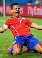 智利3-1澳大利亚