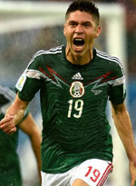 墨西哥1-0喀麦隆