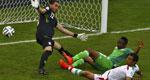 尼日利亚0-0伊朗