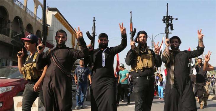 伊拉克土库曼阵线成员表明其抗击ISIS的决心