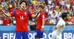 韩国2-4阿尔及利亚
