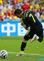 西班牙3-0澳大利亚