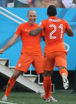荷兰2-0智利