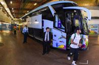 全景世界杯:巴西大巴车