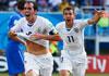 苏神咬人 乌拉圭1-0淘汰意大利