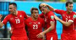 瑞士3-0晋级将战阿根廷