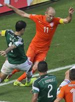 荷兰2-1墨西哥