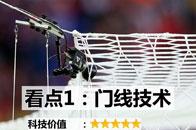 解读世界杯六大高科技